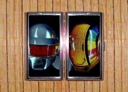 Daft Punk Cigarette Case