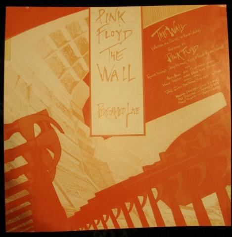 Pink Floyd Live insert