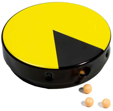 Pacman Power Pellet Candy