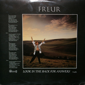 Freur - Look in the Back for Answers