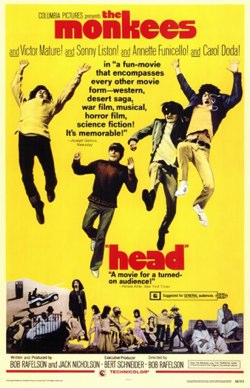 Monkees - Head poster