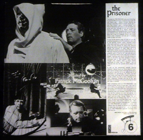 Album Sleeve (back)