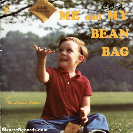 Me and My Bean Bag