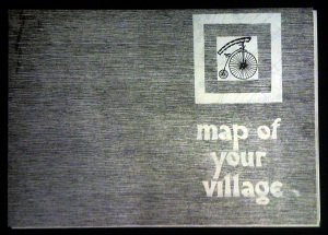 Map of The Village (folded)