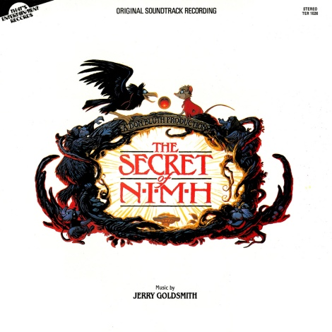 The Secret of N.I.M.H. soundtrack, TER 1026