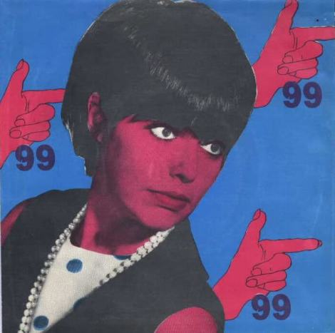 "Barbara Feldon - ""99"" single"