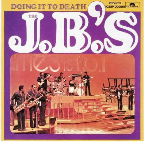 JBs - Doing it to Death