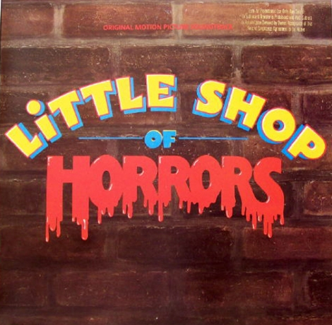 Little Shop of Horrors - Motion Picture Soundtrack