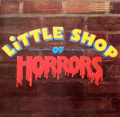 Little Shop of Horrors - Motion Picture Soundtrack