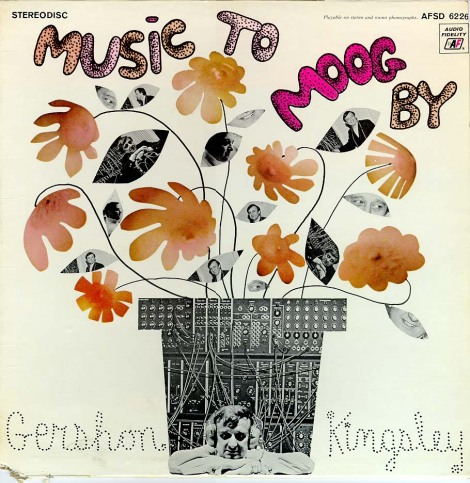 Gershon Kingsly - Music to Moog By