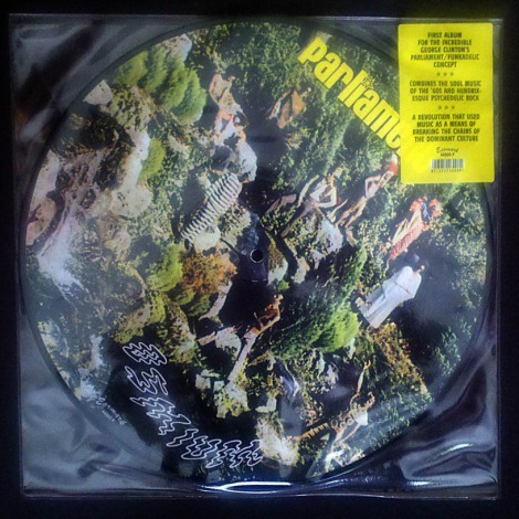 Parliament - Osmium (Picture Disc)