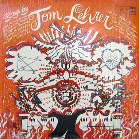 Tom Lehrer - Songs by Tom Lehrer (1952-53)