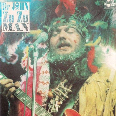 Dr. John - Zu Zu Man (Thunderbolt 1989)
