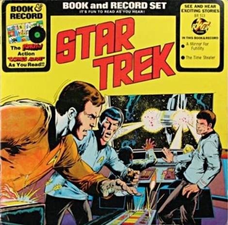 Star Trek Book & Record (1976)