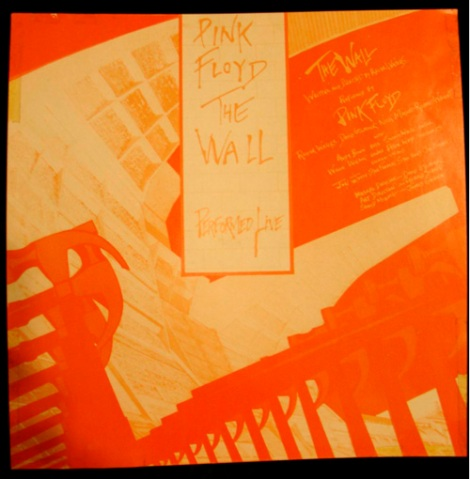 Pink Floyd - Earls Court Aug 6 Insert
