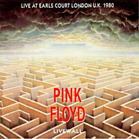 Mis-labeled Pink Floyd - The Wall Live @ Earls Court London, UK 06-17-81