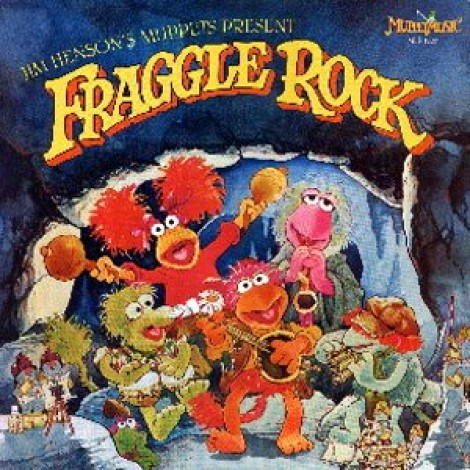 MLP 1200 - Fraggles, The – Jim Henson's Muppets Present Fraggle Rock