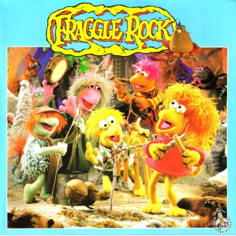 Fraggle Rock PL 70581 France, 1984