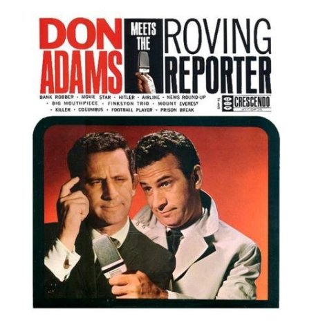 Don Adams - Meets the Roving Reporter
