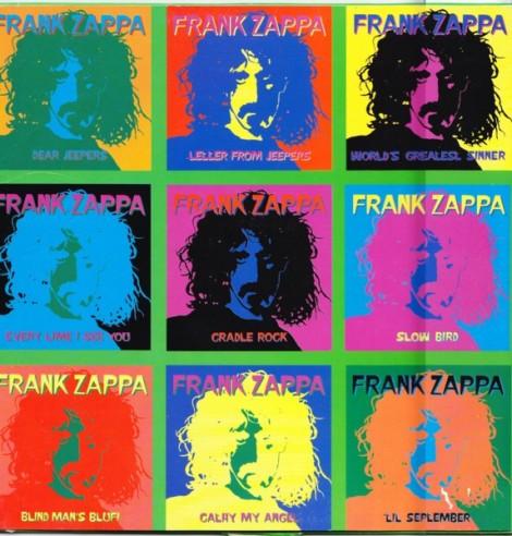 Frank Zappa - How's Your Bird?