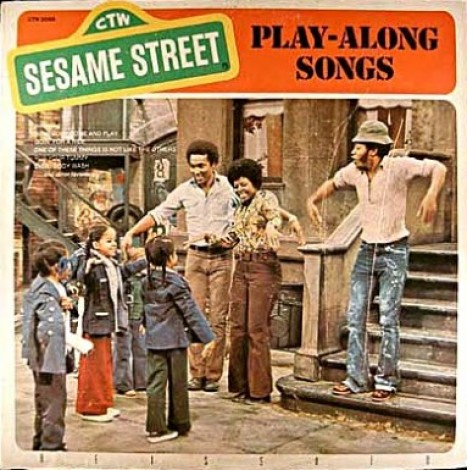 Sesame Street - Play Along Songs