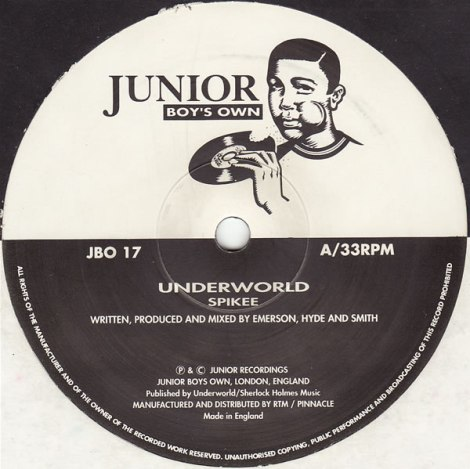 Underworld - Spikee / Dogman Go Woof