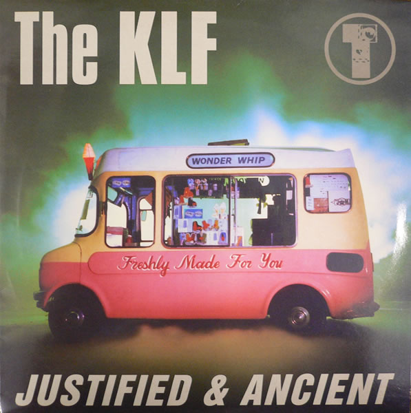 KLF - Justified and Ancient (front)