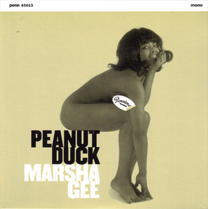 Peanut Duck - Penniman Records - Penn 45013