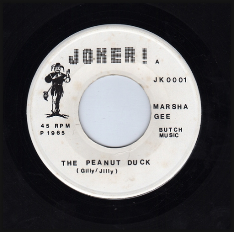 Peanut Duck - Joker Records - JK0001