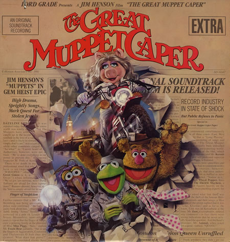 Great Muppet Caper Sndtk
