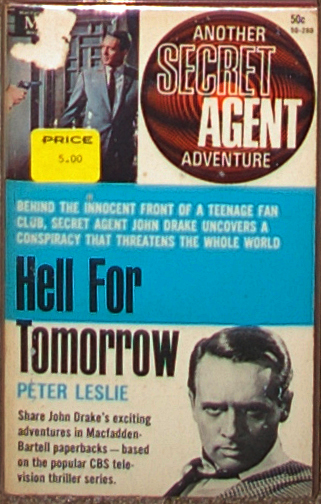 Secret Agent - Hell For Tomorrow