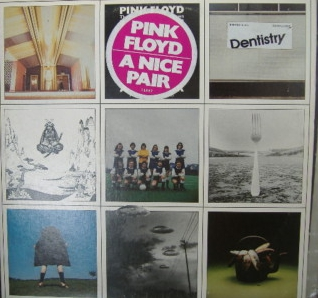 Pink Floyd - A Nice Pair (Dentistry sticker)