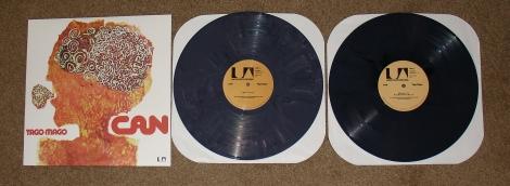 Can - Tago Mago (ltd colored vinyl edition)