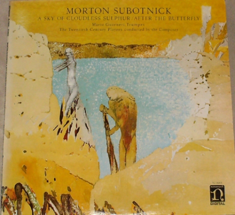 Morton Subotnick - A Sky of Cloudless Sulphur