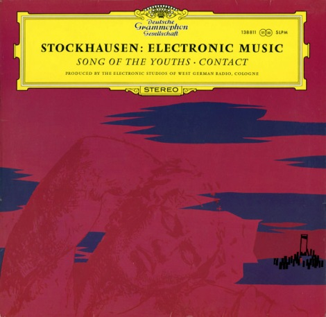 Stockhausen - Electronic Music