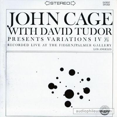 John Cage w David Tudor - Variations IV