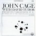 John Cage w David Tudor – VariationsIV