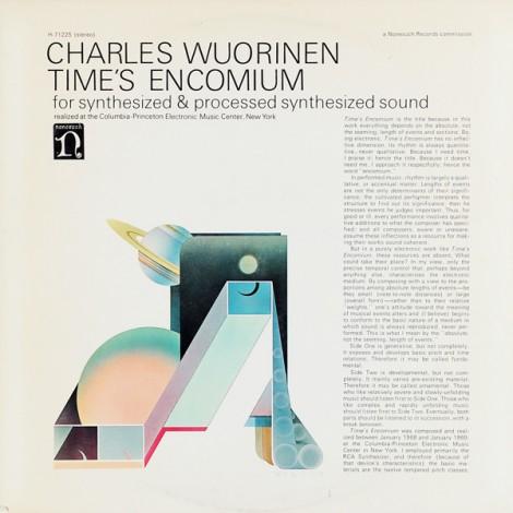 Wuorinen - Time's Encomium