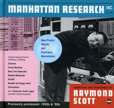 Raymond Scott - Manhattan Research Inc