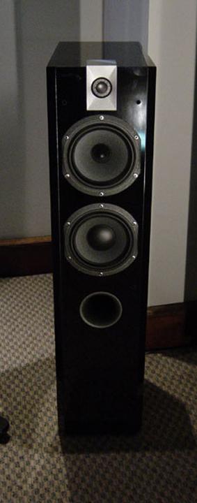 Focal 814V floor speakers