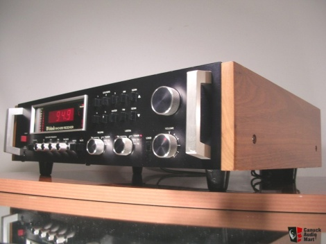 The beautiful McIntosh MAC 4280... now retired.