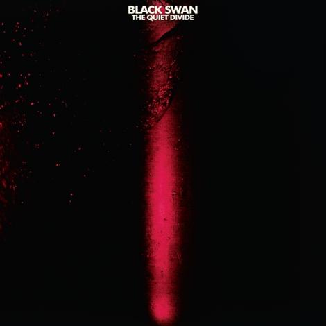 Black Swan - The Quiet Divide (ltd ed red vinyl 100 copies)