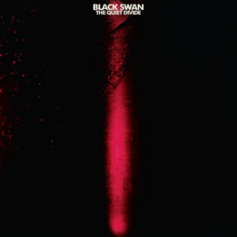 Black Swan - The Quiet Divide (ltd ed red vinyl 100 copies)