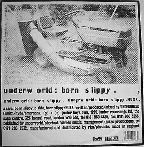 Born Slippy Nuxx jbo29