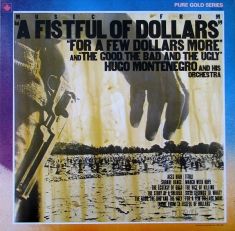 Hugo Montenegro - A Fistful of Dollars