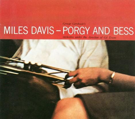 Miles Davis - Porgy and Bess (6 eye)