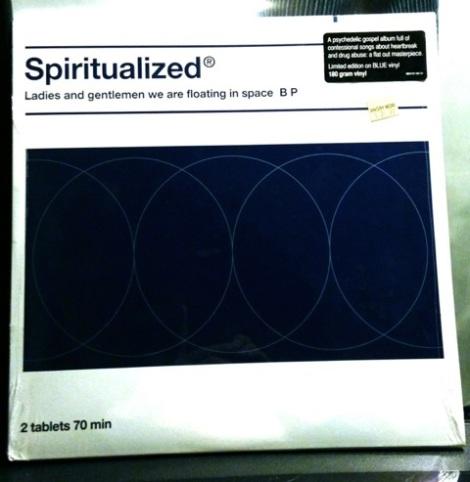 Spiritualized - Ladies and Gentlemen (Blue Vinyl RSD 2010)