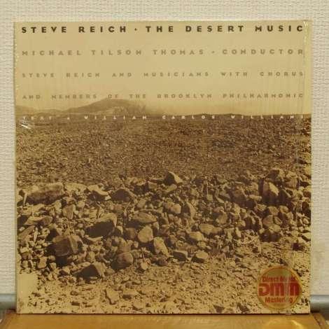 Steve Reich - Desert Music
