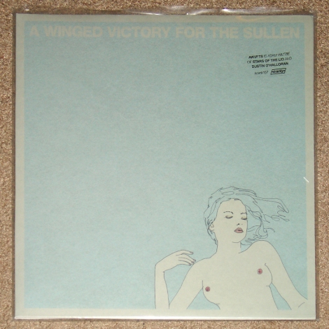 A Winged Victory - A Winged Victory