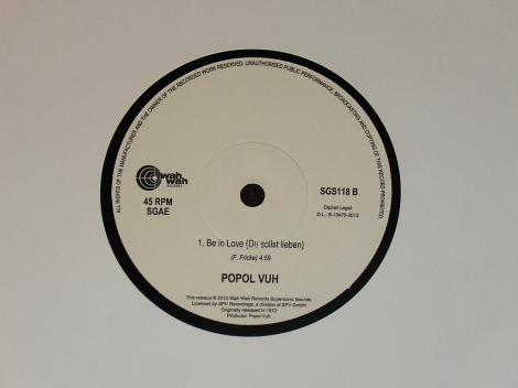 10 Seven Inch Label B